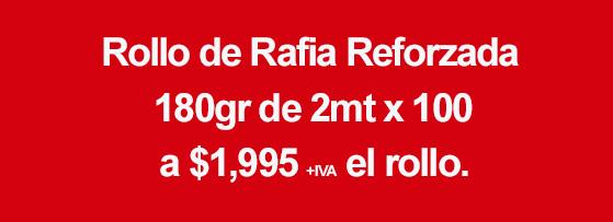 Oferta Rafia